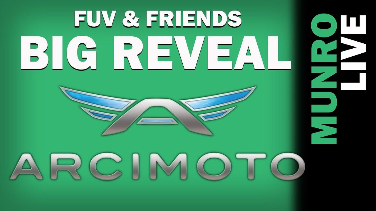 Arcimoto's FUV & Friends BIG REVEAL + Tesla Model S Plaid UPDATE