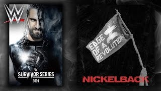 "WWE: ""Edge Of A Revolution"" (Survivor Series) [2014] Theme Song + AE (Arena Effect)"
