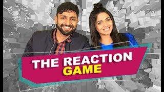 Vaibbhav Tatwawdi & Pooja Sawant Play The Reaction Game   Bhetalu tu Punha   Chillx Marathi