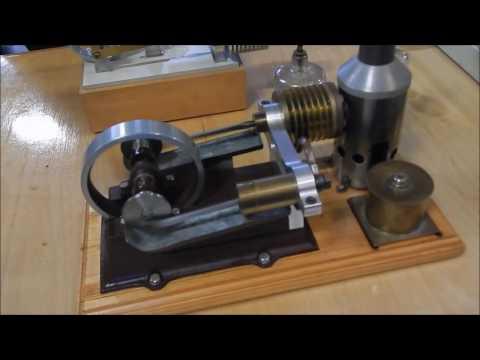 Heißluftmotor Stirlingmotor Multimodell Stirling Motor Generator Funktionsmodell