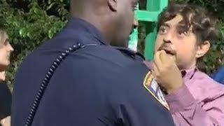 יובל מנדלסון אחרי העימות עם השוטרים:
