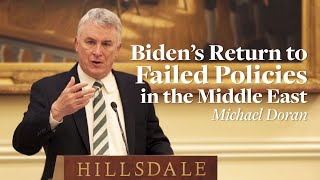 Biden's Failed Policies in the Middle East | Michael Doran