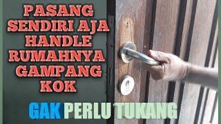 Download Cara memasang kunci pintu rumah terbaru 2019 Mp3 and Videos