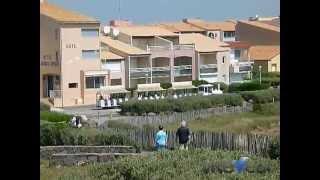 Visite du Cap d'Agde en petit train ft Envy