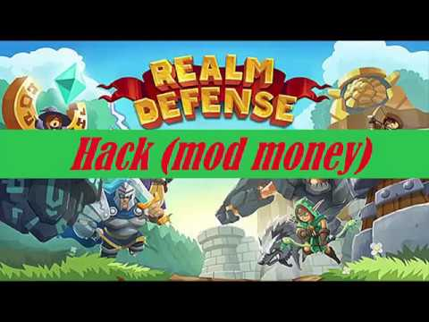 Realm Defense: Hero Legends TD hack (mod money) [IT/EN]