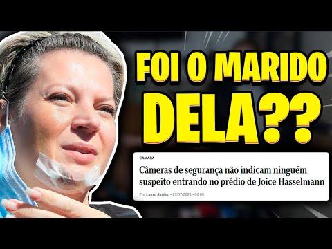 CASO JOICE HASSELMANN   POLICIA DIZ QUE NINGUÉM ENTROU NO PRÉDIO   FOI O MARIDO?