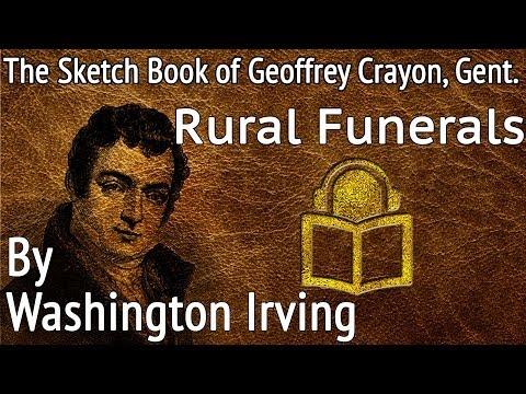 16 Rural Funerals by Washington Irving, unabridged audiobook