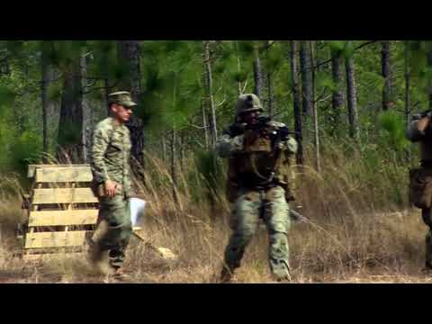 2nd Marine Division Squad Competition