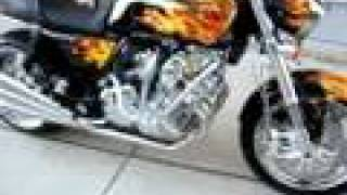 Hotshoe Custom CBX 1000 Honda