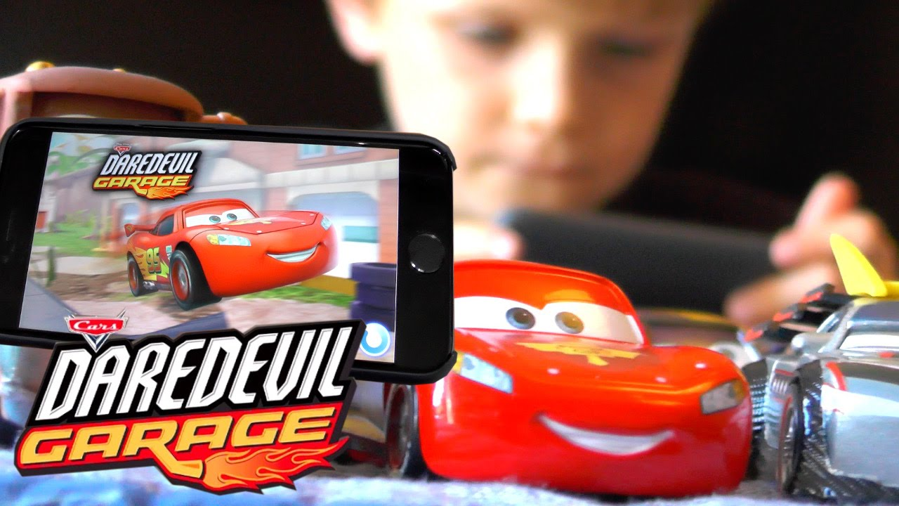 Cars Daredevil Garage Is Disney S New Toys To Life Game
