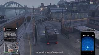 gTA Online - Selling Cargo Using Trackify App