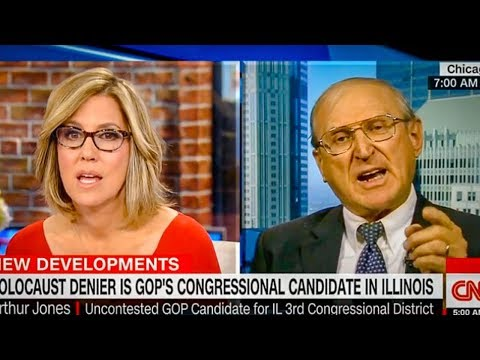 Nazi Republican Has MELTDOWN On CNN