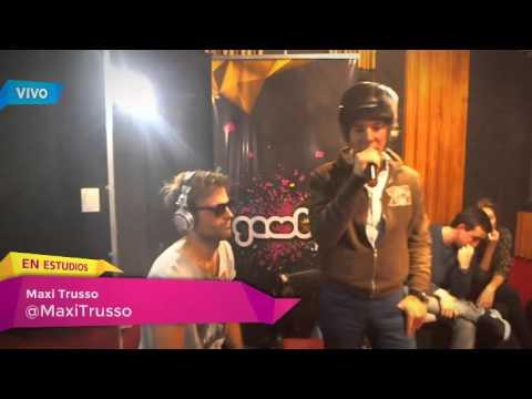 MAXI TRUSSO - Nothing At All | Vivo en Gamba