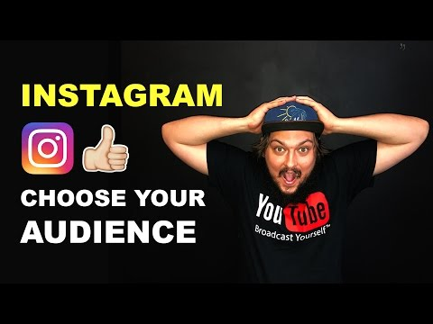 Instagram Strategy - Choose your audience - Ep. 2 -  [Art of Hustle] Social Media Explained