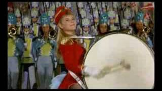Frøken Nitouche - Den Store Tromme