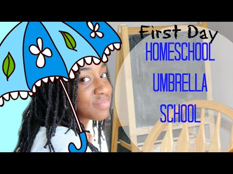 Homeschooling High School | First Day at Homeschool Umbrella School, Reflections
