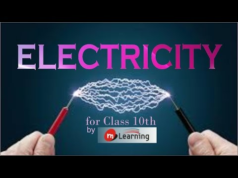 ELECTRICITY : Discovery Of Electricity - Class 10th & NTSE - 03/36
