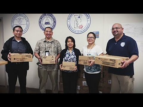 Successful Collaboration - Commonwealth Healthcare Corporation, North Mariana Islands
