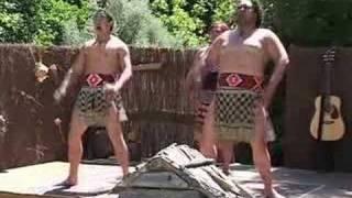 NZ- Maori Haka - war chant thumbnail