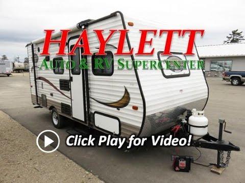 HaylettRV.com - 2013 Coachmen Viking 17BH Used Bunkhouse ...