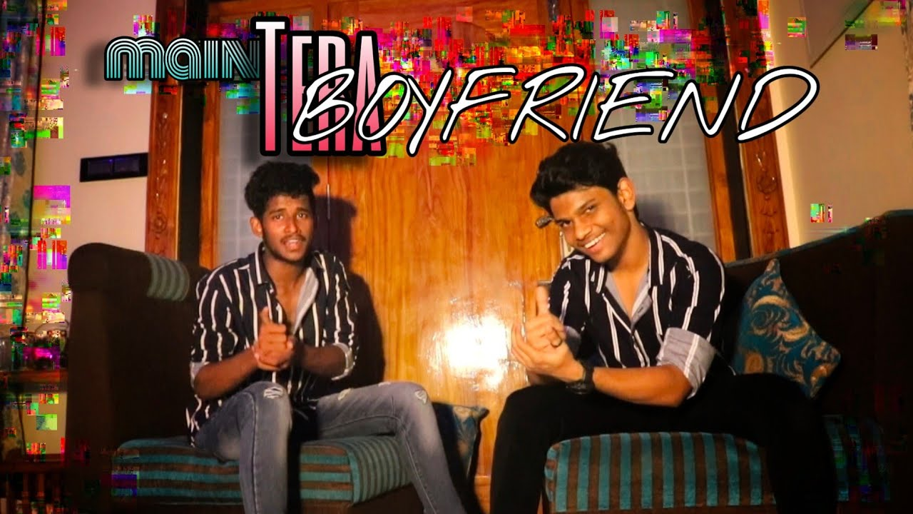 A TRIBUTE TO SUSHANTH S R || MAIN TERA BOYFRIEND || cover by SAV & LSP