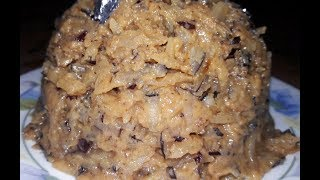 Khopray ka Meetha  | Coconut Sweet - New unique Sweet - my own recipe _Eid Special