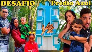 Desafio Batalha Gincana no Prédio Azul | Detetives do Prédio Azul | DPA 2 o filme | DPA 2 | DPA 3