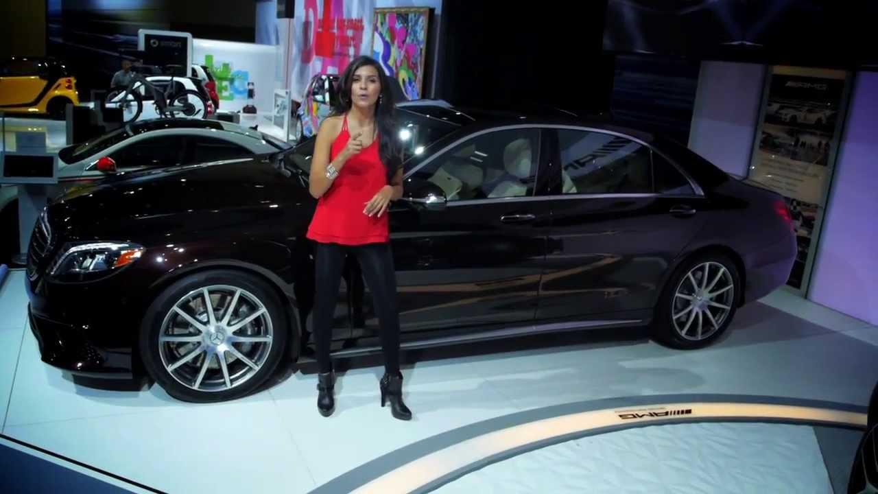 2015 mercedes benz s65 amg la auto show wheelstv