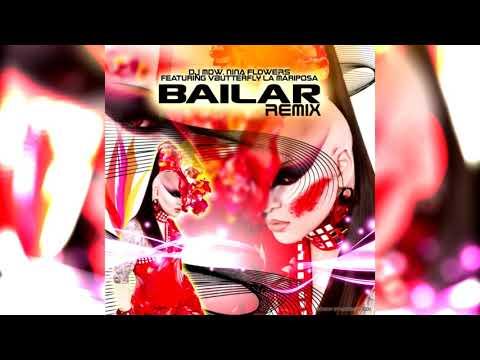 MDW & Nina Flowers - Bailar (Luis Erre Make U Cha Cha Private Mix)