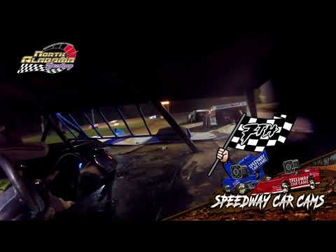 #67 Jadon Frame - 604 Both Features - 7-14-18 North Alabama Speedway - In Car Camera
