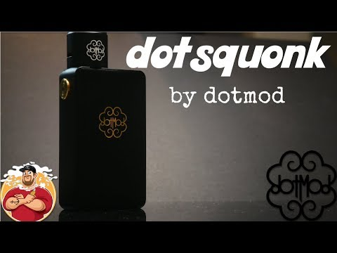 Dotsquonk by Dotmod Review & Breakdown | 12Ml's!!!