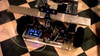 Robot Beagleboard