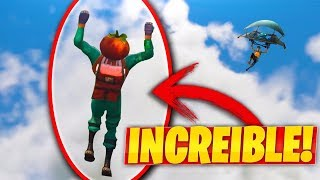 AMAZING BUG! - Fortnite Battle Royale