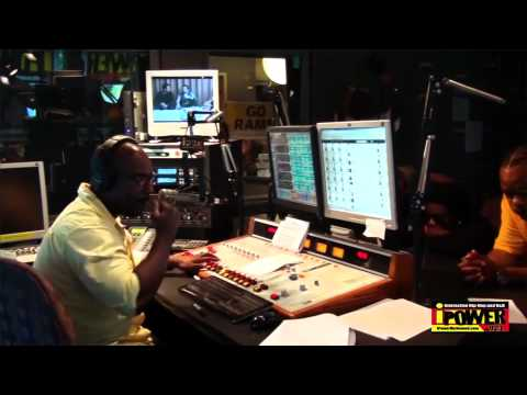 The Hit Squad Interview - Part I @ iPower 92.1 FM / Sean Anthony - 7/14/12