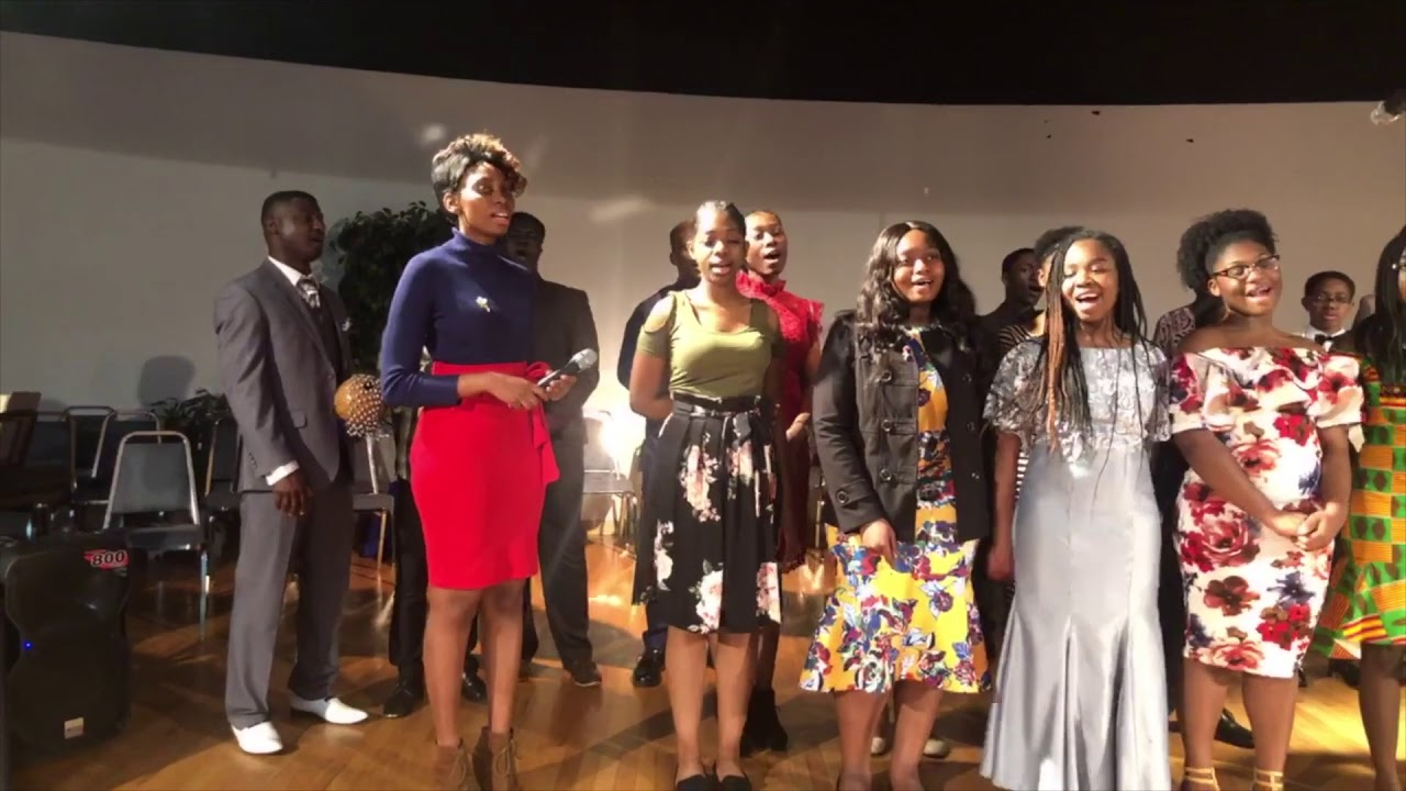 Pan-African 7th Day Adventist, Churches of Atlanta  Musical concert and  youth bible bowl