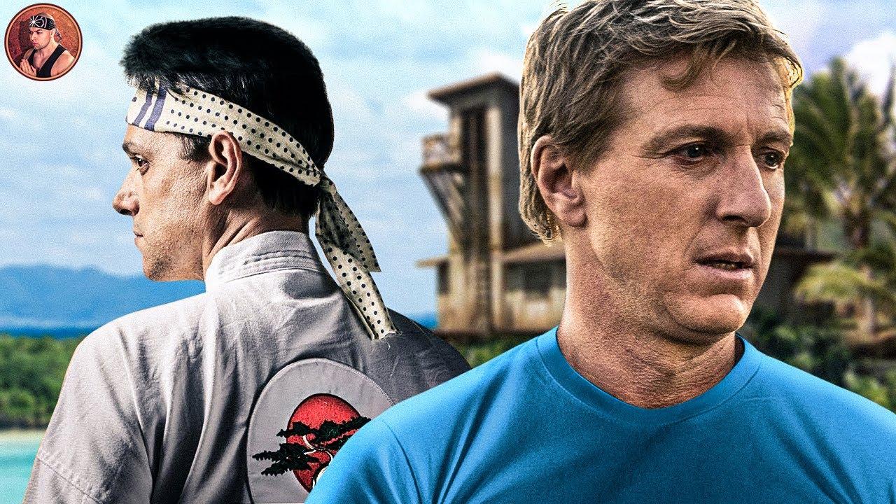 Will Daniel Take Johnny to Okinawa in Season 3? - Cobra Kai Theory