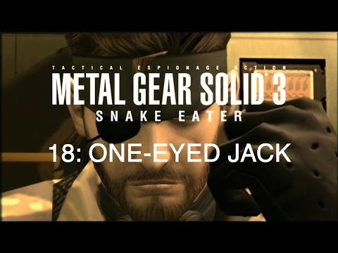 Metal Gear Solid 3 Snake Eater - Part 18: One-Eyed Jack