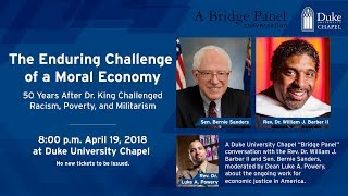 The Enduring Challenge of a Moral Economy