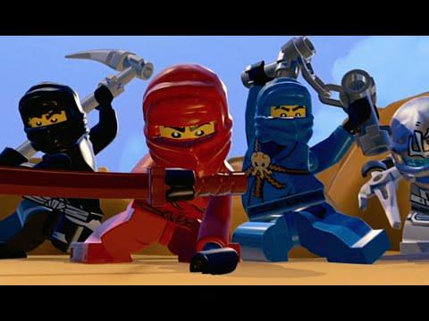 LEGO Ninjago: Shadow of Ronin Walkthrough Finale - Dimensional Space & Final Showdown (3DS/Vita)