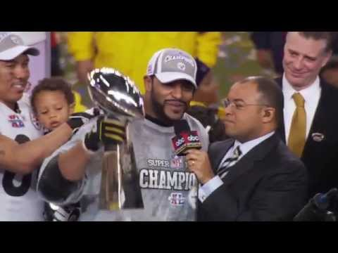 Jerome Bettis Delivers a Golden Football to His HS | Super Bowl High School Honor Roll | NFL