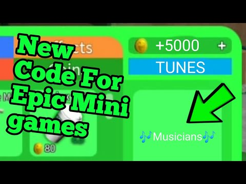 Roblox Epic Minigames Codes 2019 August Youtube