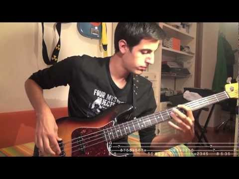 Easy Jazz Walking Bass [with TABS]