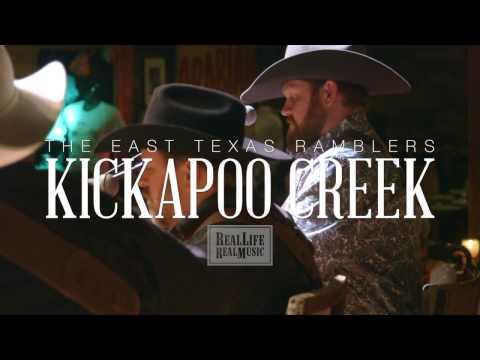Jason Allen & The East Texas Ramblers - Kickapoo Creek (Live Acoustic)