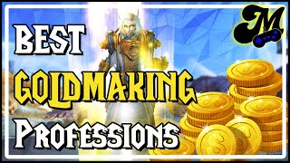 Best GOLDMAKING Professions - Shadowlands Tier List 2.0