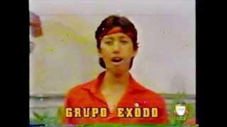 Como gaviotas. (1986) - Grupo Éxodo [Colombia]