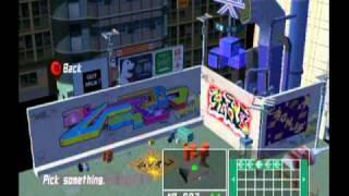 Jet Set Radio Future (Microsoft XBOX) Playthrough - Part 1