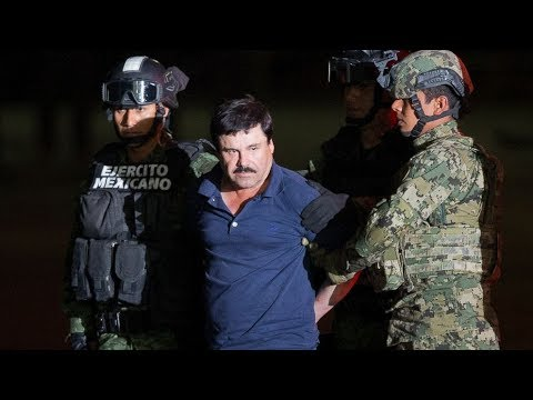 Bootleg Kev & DJ Hed - Drug Lord Joaquin El Chapo Guzman Convicted