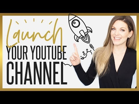 How to Launch a YouTube Channel (And Grow FAST!)