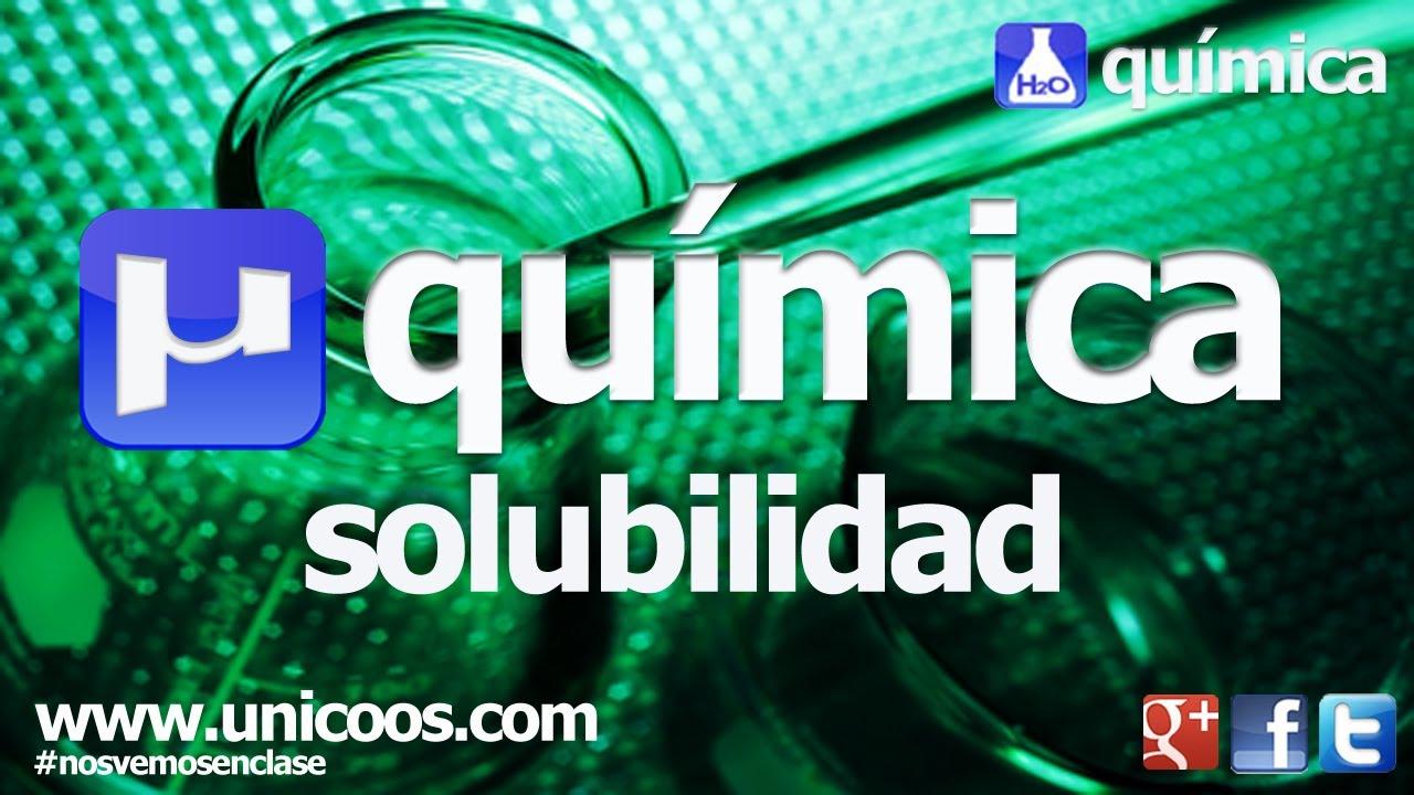 Producto De Solubilidad 01 Unicooscom