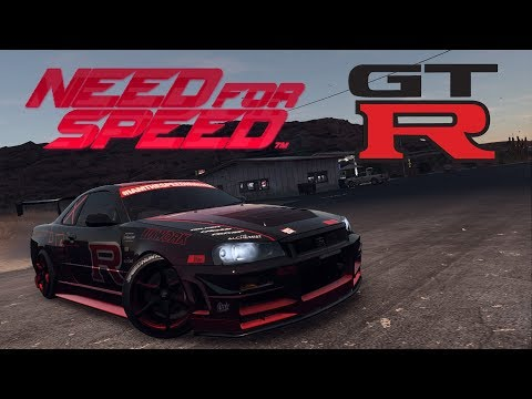 Need For Speed Payback   Nissan Skyline GT R R34 Customization My Skyline From NFS2015